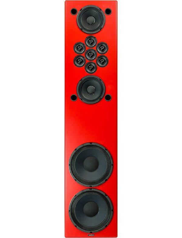 Tekton Design Double Impact Hi-Fi Loudspeaker - Single Front