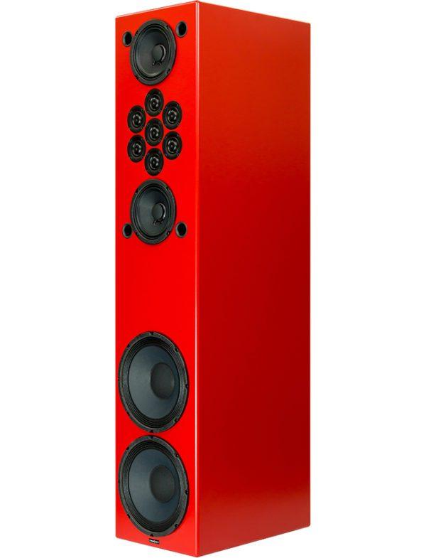 Tekton Design Double Impact Hi-Fi Loudspeaker - Quarter Turn