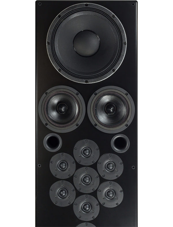 Tekton Design Ulfberht Hi-Fi Loudspeaker - Top Detail