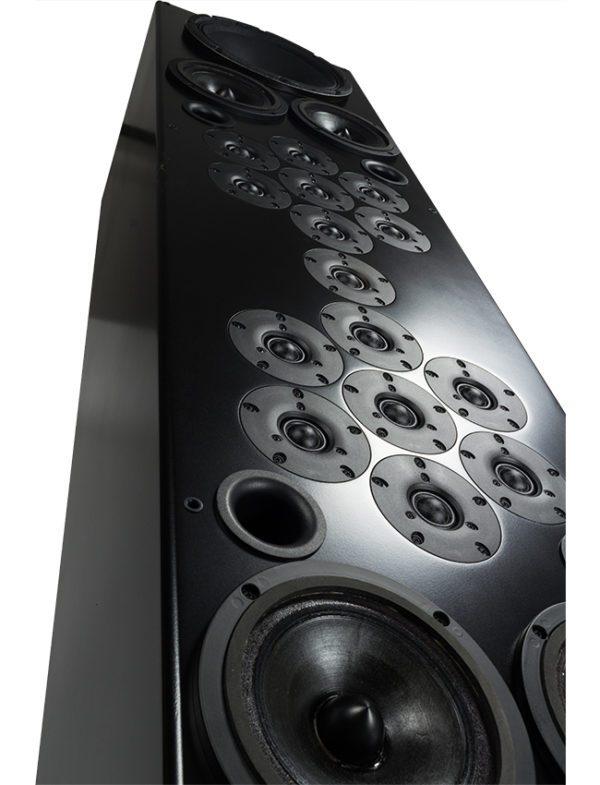 Tekton Design Ulfberht Hi-Fi Loudspeaker - Up view
