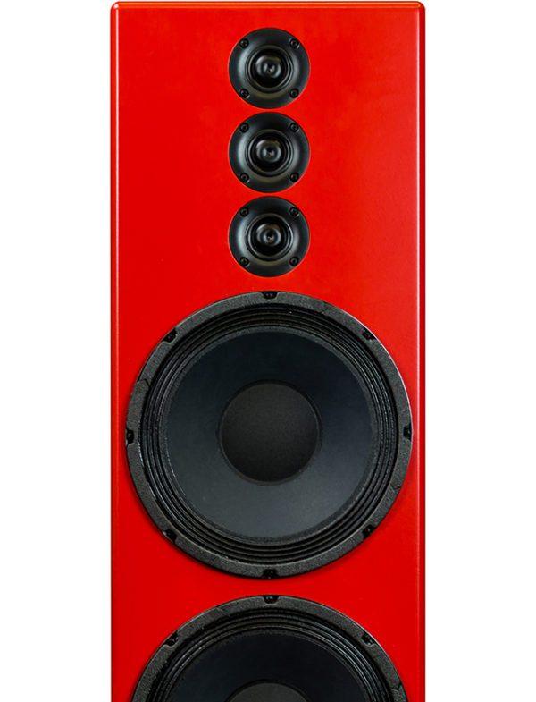 Tekton Design Enzo XL Hi-Fi Loudspeaker - Front Detail