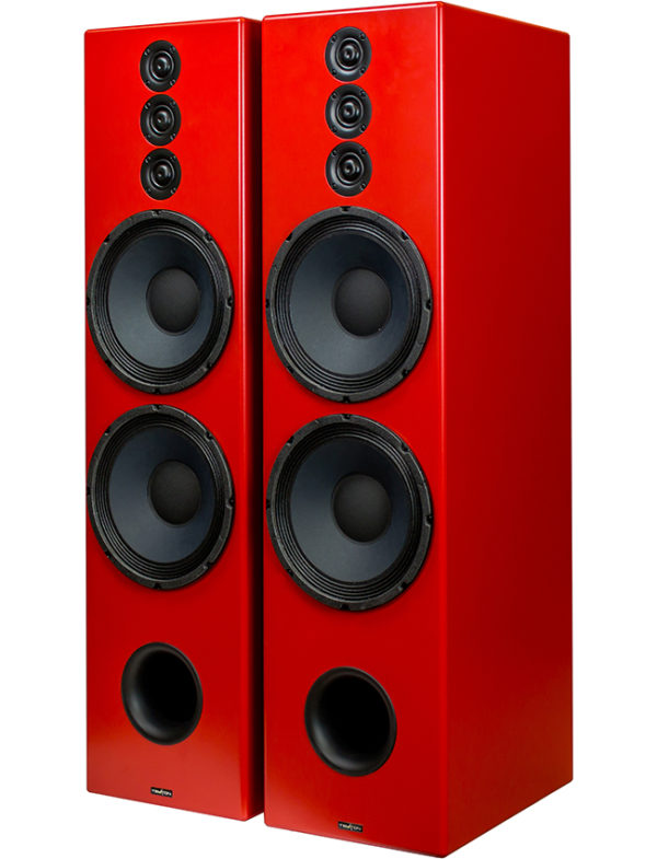 Tekton Design Enzo XL Hi-Fi Loudspeaker - Pair Quarter Turn