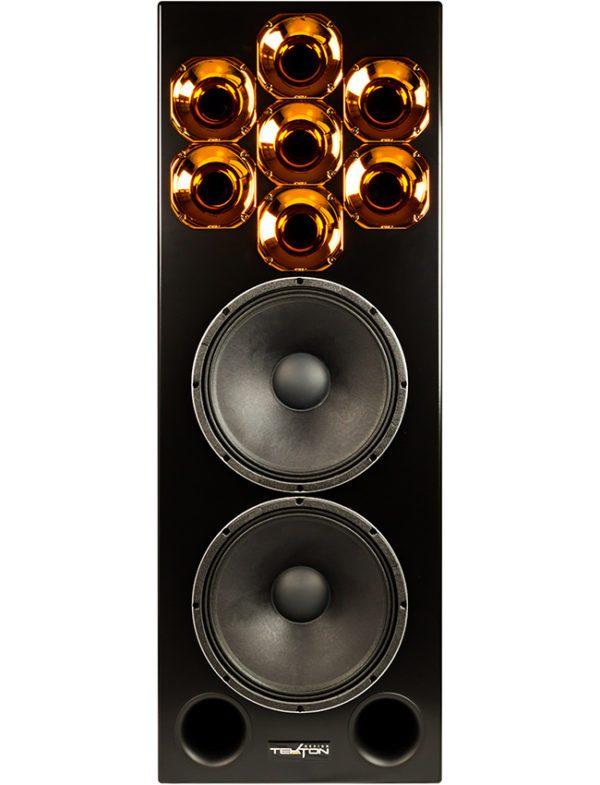 Tekton Design Polycell 15 Hi-Fi Loudspeaker - Single Front