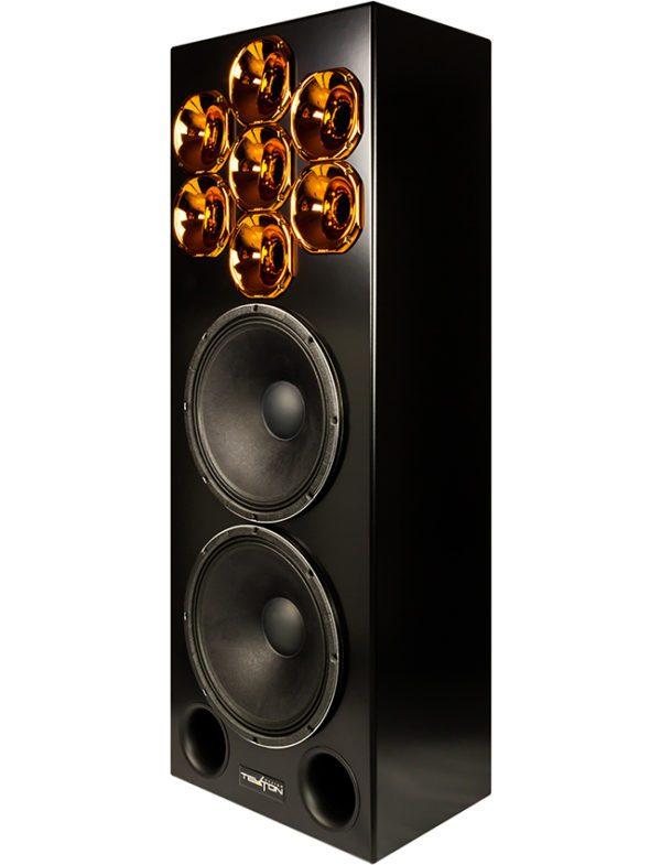 Tekton Design Polycell 15 Hi-Fi Loudspeaker - Black