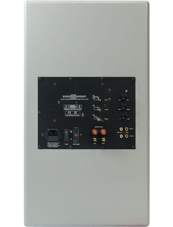 Tekton Design 2-10 Subwoofer Hi-Fi Loudspeaker - Back