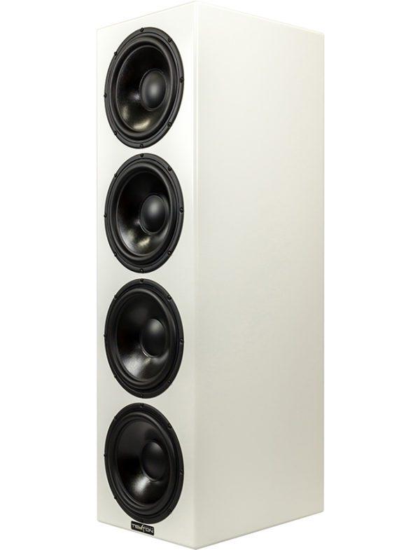 Tekton Design 4-10 Subwoofer Hi-Fi Loudspeaker - Quarter Turn