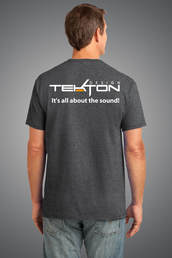 Tekton Design T-shirt Back