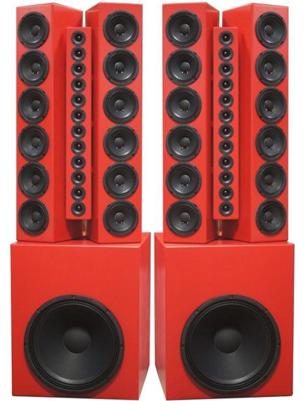 Tekton Design 1812 Hi-Fi Loudspeaker