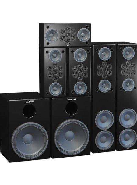 Tekton Design Double Impact Theater Hi-Fi Loudspeakers