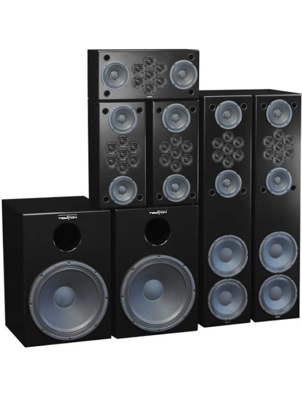 Tekton Design Double Impact Theater Hi-Fi Loudspeakers