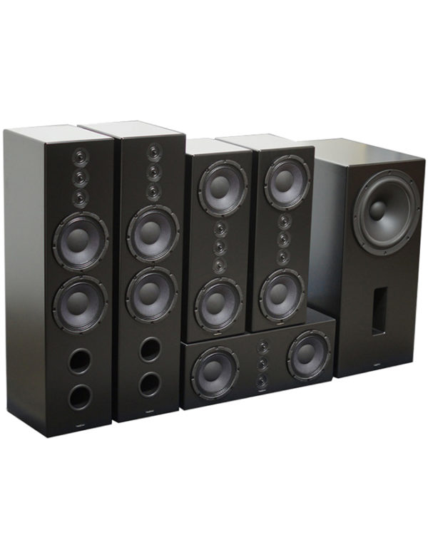 Tekton Design Enzo Theater Hi-Fi Loudspeakers