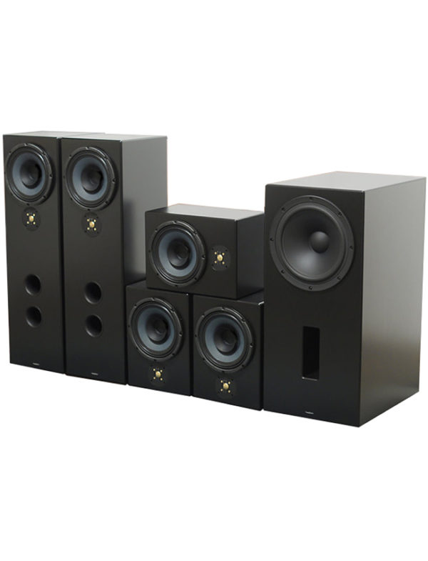 Tekton Design Lore Theater Hi-Fi Loudspeakers