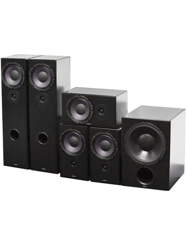 Tekton Design Mini Lore Theater Hi-Fi Loudspeakers