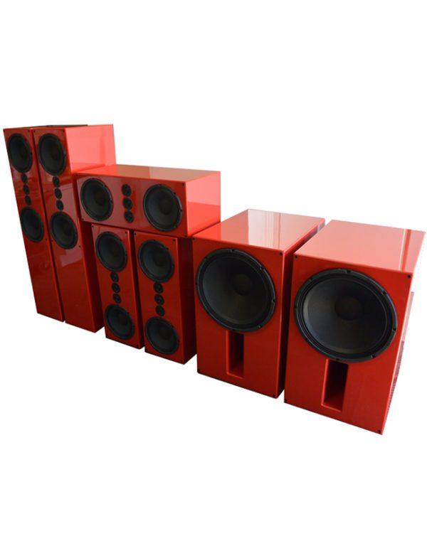 Tekton Design Pendragon Theater Hi-Fi Loudspeakers