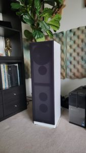 White Lore Reference Loudspeakers